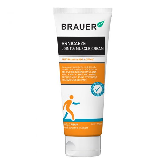 Brauer Joint & Muscle Cream 100g