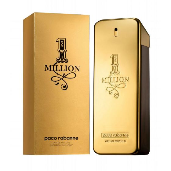 1 Million 100ml EDT By Paco Rabanne (Mens)