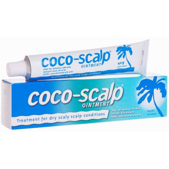 Coco Scalp Ointment 40g