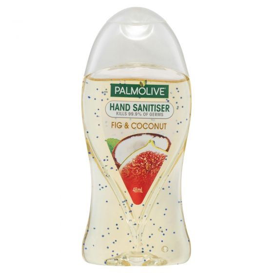 Palmolive Fig & Coconut Hand Sanitiser 48ml