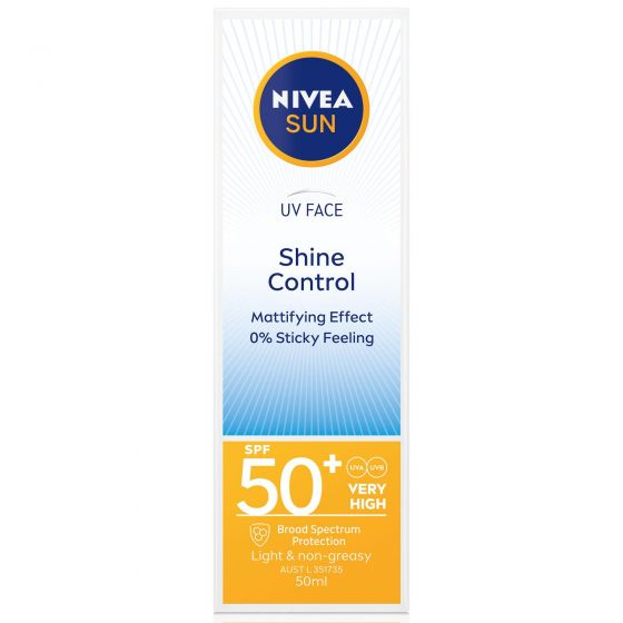 NIVEA UV Face Shine Control SPF50 50ml