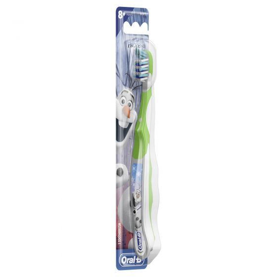 Oral B Cross Action Pro-Health 8+ Years Toothbrush