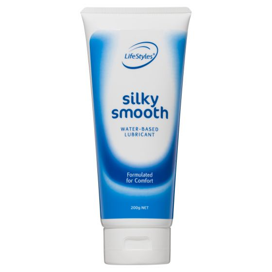 LifeStyles Silky Smooth Lubricant 200g