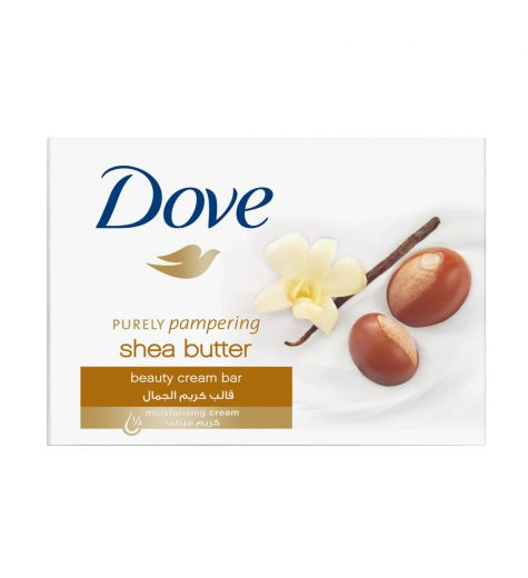 Dove Shea Butter Bar Soap 100g