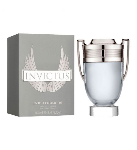 Invictus 100ml EDT By Paco Rabanne (Mens)