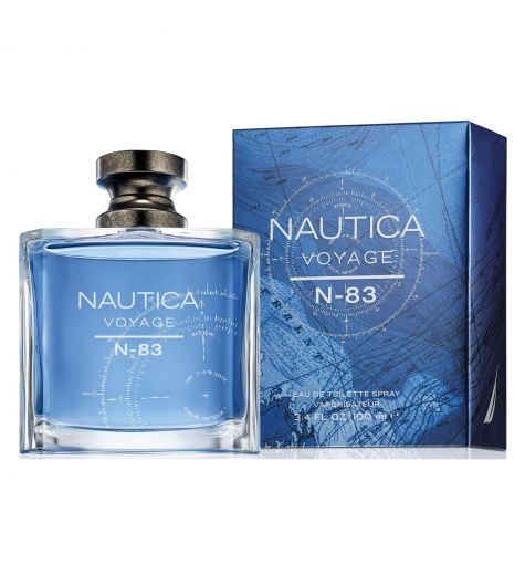 Voyage N-83 100ml EDT By Nautica