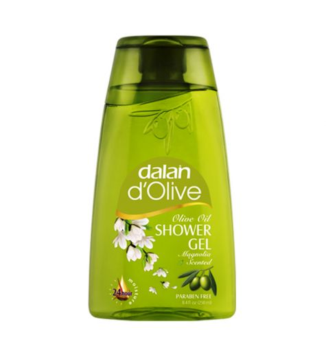 Dalan d'Olive Olive Oil Shower Gel Magnolia Scented 250ml