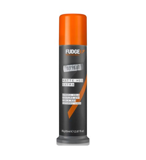 Fudge Matte Hed Extra Strong Hold Texture Wax 85ml