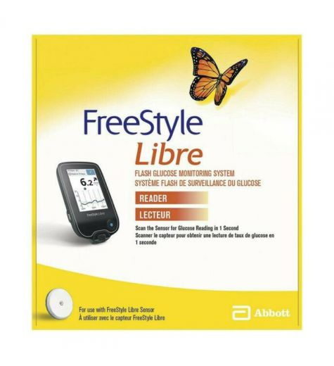 FreeStyle Libre Glucose Monitoring System