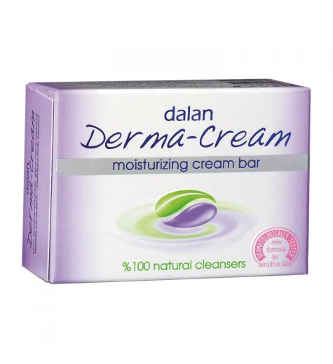 Dalan Derma-Cream Moisturizing Cream Bar
