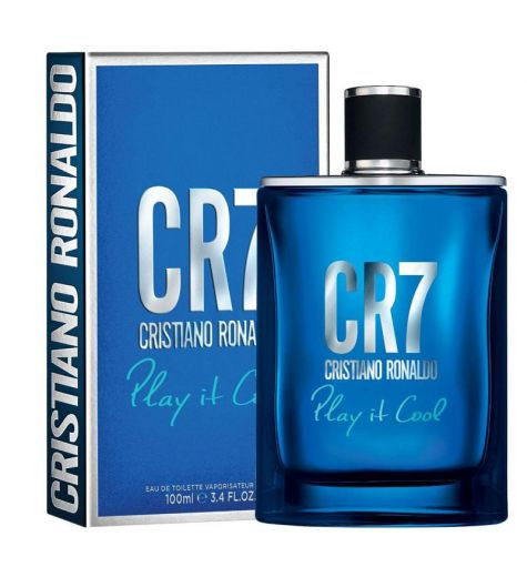 CR7 Play It Cool 100ml EDT By Cristiano Ronaldo (Mens)