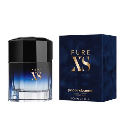 Pure XS 100ml EDT By Paco Rabanne (Mens)