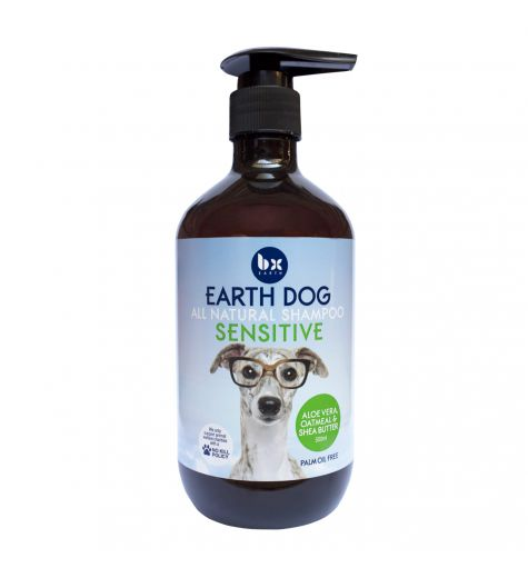 BX Earth All Natural Sensitive Dog Shampoo 500ml