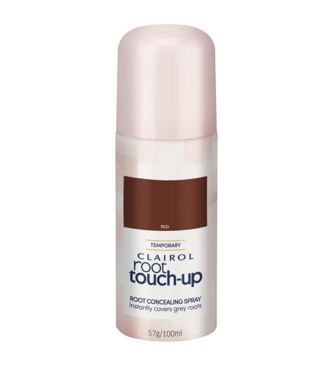 Clairol Root Touch-Up Root Concealing Spray - Red