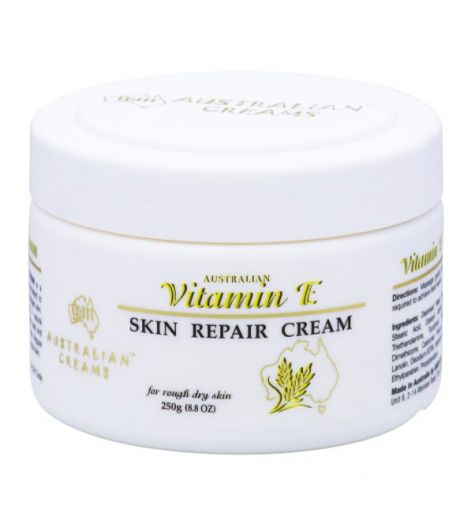 Australian Vitamin E Skin Repair Cream 250g