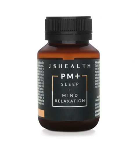 JS Health PM + Sleep + Mind Relaxation Capsules 60