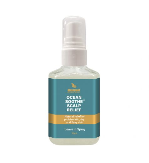 Abundant Natural Health Ocean Soothe Scalp Relief Leave In Spray 60ml