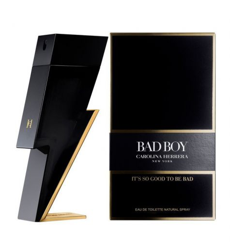 Bad Boy 50ml EDP By Carolina Herrera (Mens)