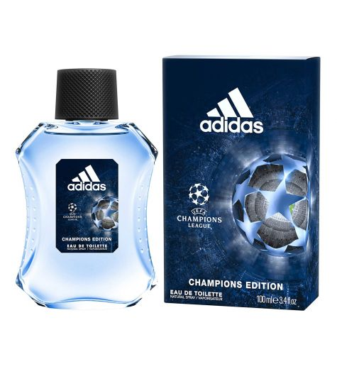 Adidas Champions League Champions Edition 100ml EDT By Adidas (Mens)