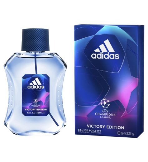 Adidas Champions League Victory Edition 100ml EDT By Adidas (Mens)