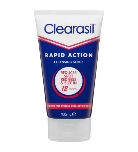 Clearasil Ultra Deep Pore Scrub 150ml