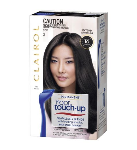 Clairol Root Touch Up - 2 Black