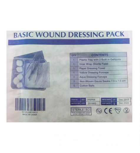 Basic Wound Dressing Pack