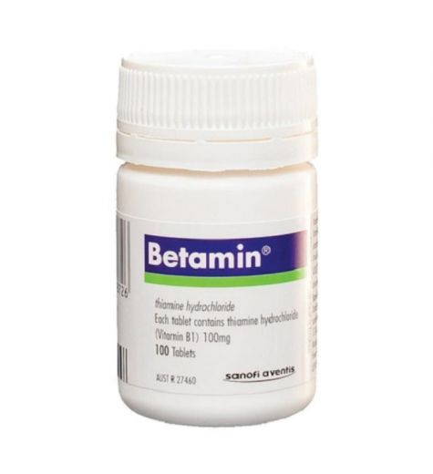 Betamin Tablets 100
