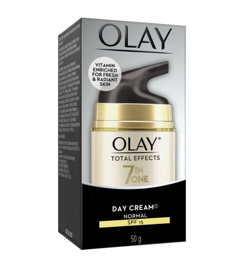 Olay Total Effects Day Cream Normal SPF 15 50g