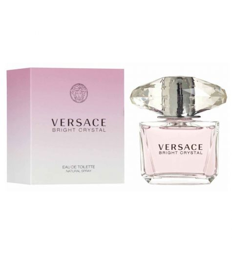 Bright Crystal 90ml EDT By Versace (Womens)
