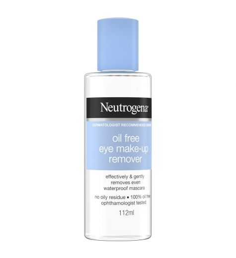 Neutrogena Oil-Free Eye Make-Up Remover 112ml
