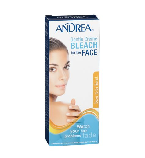 Andrea Gentle Cream Bleach For The Face