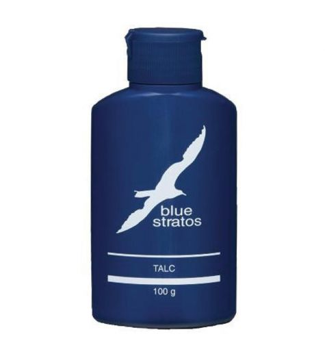 Blue Stratos Talc Powder 100g