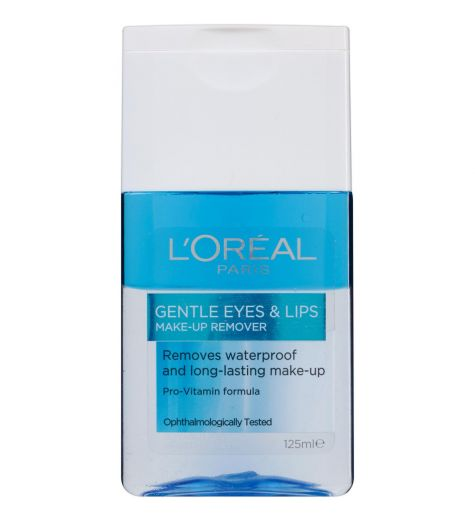 L'Oreal Paris Gentle Eyes & Lips Make-Up Remover 125ml