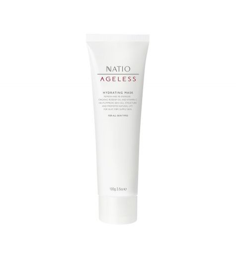 Natio Ageless Hydrating Face Mask 100g