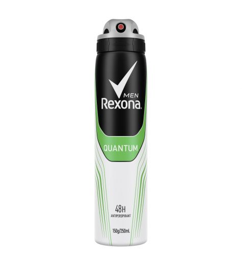 Rexona Men Quantum 48h Anti-Perspirant Deodorant 250ml / 150g