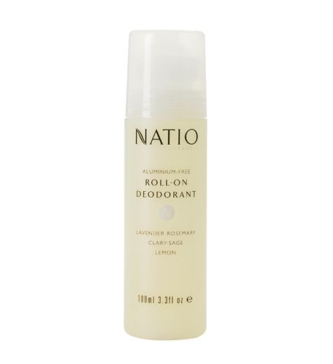 Natio Roll-On Deodorant 100ml