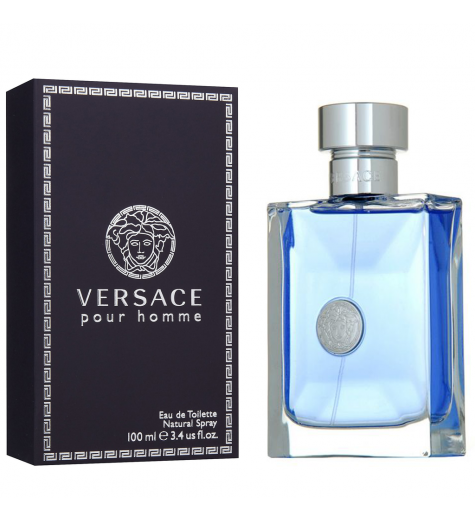 Versace Pour Homme 100ml EDT By Versace (Mens)