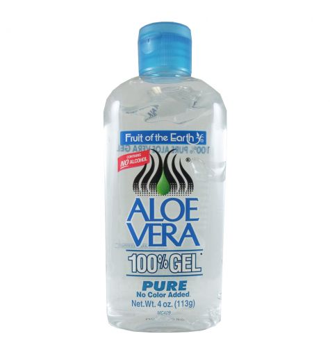 Fruit Of The Earth Aloe Vera 100% Gel 113g