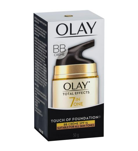 Olay Total Effects 7 In One Touch Of Foundation BB Creme 50g