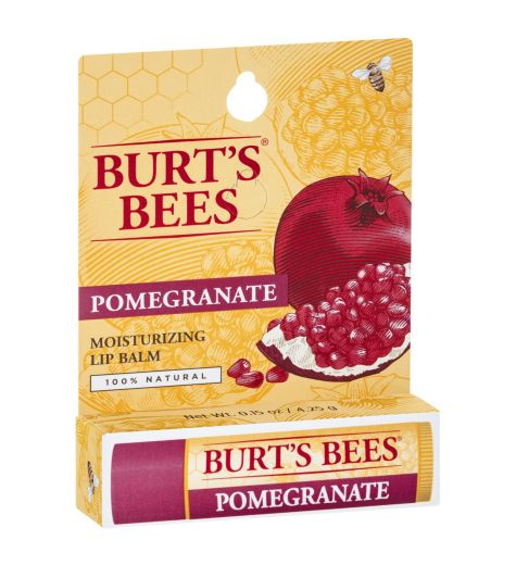 Burt's Bees Replenshing Lip Balm With Pomegranate Oil 4.25g