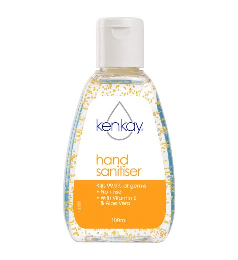 Kenkay No Rinse Hand Sanitiser 100ml