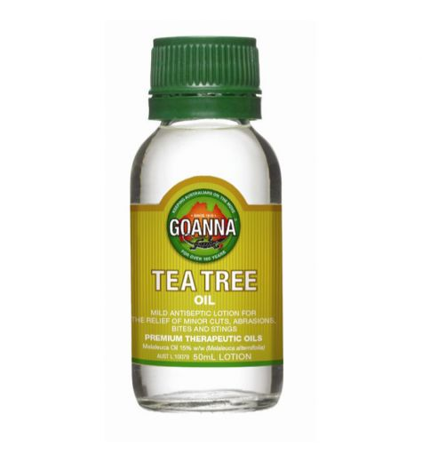 Goanna Tea Tree Oil 50ml