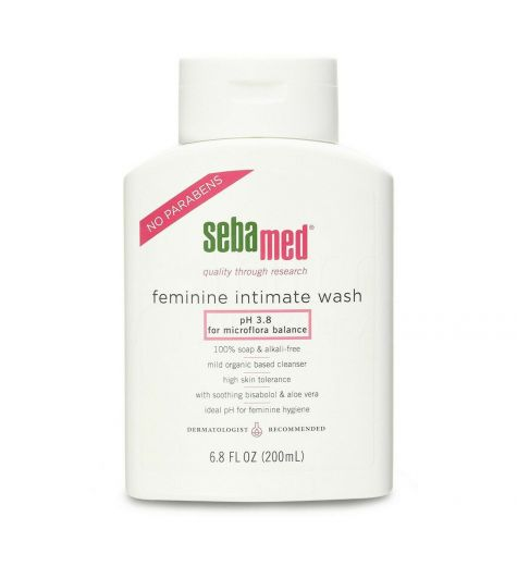 Sebamed Feminine Intimate Wash pH 3.8 200ml