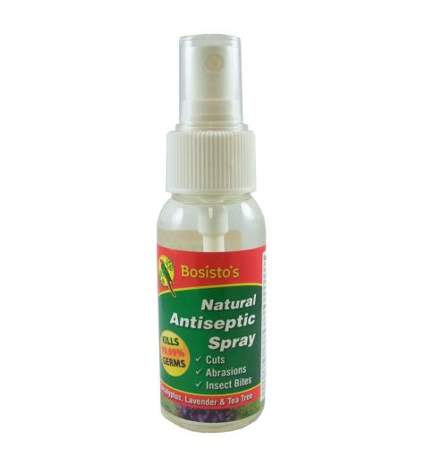 Bosistos Natural Antiseptic Spray 55ml