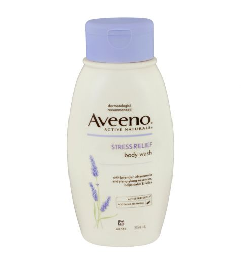 Aveeno Stress Relief Body Wash 354ml