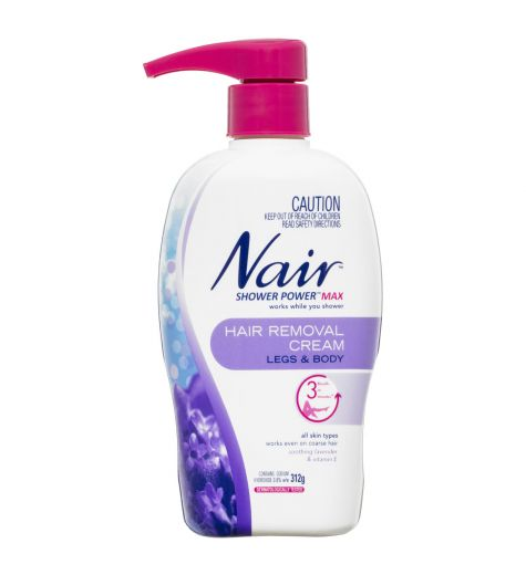Nair Hair Removal Cream Legs & Body 312g