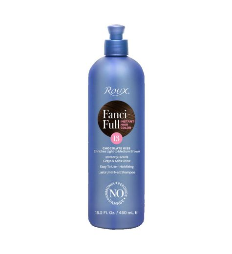 Fancifull Roux Chocolate Kiss Instant Hair Colour 450ml