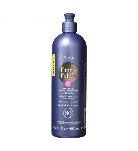 Fancifull Roux True Steel Instant Hair Colour 450ml