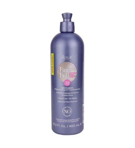Fancifull Roux White Minx Instant Hair Colour 450ml